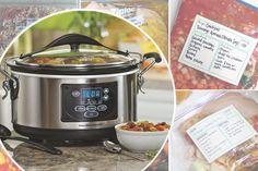 The 10 Best Crock-Pot Freezer Meals on the Internet