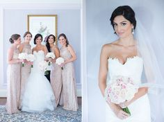 Grace and Elegance at Graydon Hall Manor Graydon Hall Manor, Bridesmaids, Bridesmaid Dresses, Toronto Wedding, Here Comes The Bride, Perfect Wedding, Wedding Details, Love Story, Wedding Day
