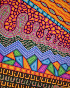 Psychedelic No.1 by MisterSali.deviantart.com on @deviantART