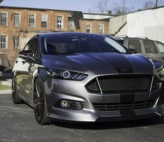 by bowslayer_01 Ford Tarus, Car Ford, Auto Ford, Ford Fusion Custom, Fusion Sport, Ford Taurus Sho, Black Betty, Car Goals, Car Images
