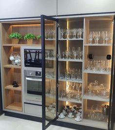 Kitchen Room Design, Modern Kitchen Design, Interior Design Kitchen, Kitchen Decor, Modern Outdoor Kitchen, Luxury Dining Room, Cottage Kitchens, Farmhouse Style Kitchen, Interiores Design