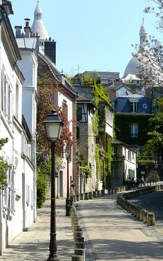 rue de l'Abreuvoir, Montmartre, Paris. [Explore] | Flickr - Photo Sharing!