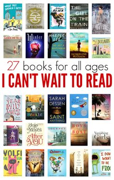 27 books to read this summer | No Time for Flash Cards