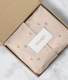 Candle Packaging, Paper Packaging, Brand Packaging, Packaging Design, Clothing Packaging, Jewelry Packaging, Printing On Tissue Paper, Tissue Paper Wrapping, Wrapping Paper Design