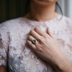 Want your engagement ring selfie to be unique and colorful? See our favorite colored engagement rings featuring gemstones—and colored diamonds! 2017 Engagement Rings, Colored Engagement Rings, Cushion Cut Engagement Ring, Vintage Engagement Rings, Indian Engagement Ring, Solitaire Engagement, Bar Stud Earrings, Rose Gold Earrings, Evil Eye Bracelet