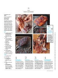 Martha Stewart Living July August 2015: Pulled Pork 101 Ketchup, Pulled Pork, Summer Recipes, Family Meals, Cucumber, Mustard, Steak, Food And Drink, Favorite Recipes