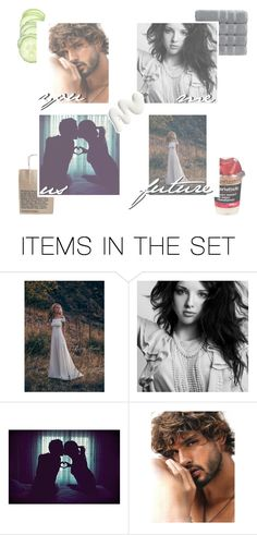"""""""typical tumblr couple"""" by mtherebal1 ❤ liked on Polyvore featuring art"""
