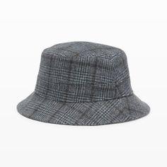 51cd5df7928 Club Monaco Glen Plaid Bucket Hat Glen Plaid