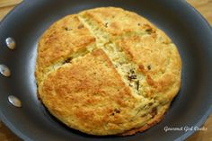 "Gourmet Girl Cooks: Irish Soda Bread -- A New Grain-Free ""St. Patrick's Day Tradition"""