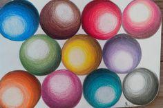 Big colored balls - Gabriela Monteiro