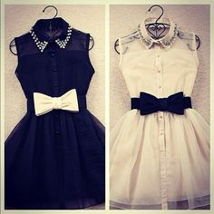 Cute. Dress. Women. Bow.