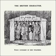 12 best the british character greeting cards images on pinterest the british character keen interest in the weather m4hsunfo