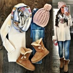 Winter Fashion Outfits 2020 – How can I look stylish in winter clothes? Cute Winter Outfits, Winter Fashion Outfits, Look Fashion, Autumn Winter Fashion, Womens Fashion, Fashion 2018, Fashion Clothes, Fashion Rings, Fashion Online