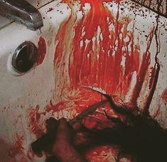 Gore Aesthetic, Aesthetic Grunge, Eye Strain, Ghost Stories, Dark Art, Satan, Supernatural, Creepy, Blood