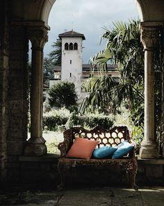 Zimmer mit Aussicht! #balkonien #terrassien #outdoorstoff #sunbrella #SONNHAUS Outdoor, Homes, Haus, Outdoors, The Great Outdoors