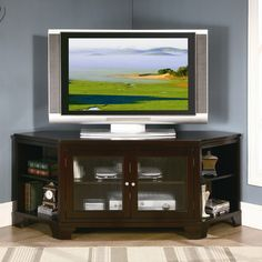 """62"""" wide    Found it at Wayfair - Sloan TV Stand"""