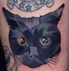 Cat tats. Cattoos. The kitty-loving community has a ton of nicknames for getting your furry best friend's fat little body inked on your skin. If you're a closet cat lover, or a proud feline supporter, we've put together a list of amazing, inspiring cat tattoos. Whether you're looking for...