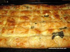 Spanakotiro pita — Coolinarika
