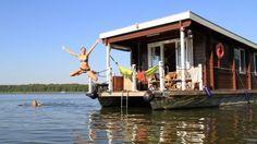 Hausboot Seenplatte Mecklenburg-Vorpommern
