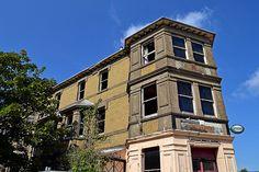 Derelict Building - Sandown - Isle of Wight - 2