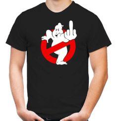 Ghostbusters T-Shirt | 80er | Geisterjäger | Bill Murray | Fun | Kult | M4