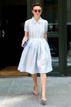 Inside Keira Knightley's red carpet fashion and beauty | Harper's Bazaar