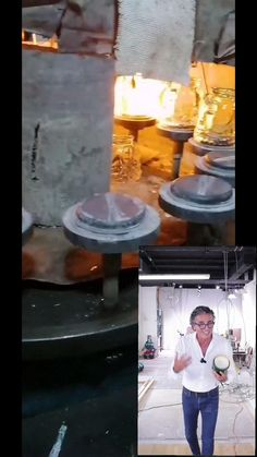 Ever wonder how glass candles are made? What's molten glass and what in the world is annealing? Check out Thompson Ferrier's video on how our glass Buddha head candle is made to find out what the design and production process is that takes us from regular glass to beautifully designed statement piece vessels. #ThompsonFerrier