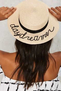 Eugenia Kim Daydreamer Sun Hat | Shop Accessories at Nasty Gal!