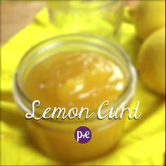 How To Make Lemon Curd {VIDEO} — Pip and Ebby Lemon Curd is a fresh, light and lemony filling or topping that goes great on cookies, cupcakes or baked treats! Lemon Recipes, Jam Recipes, Canning Recipes, Dessert Recipes, Recipies, Lemond Curd, Mousse Au Chocolat Torte, Salsa Dulce, Jam And Jelly