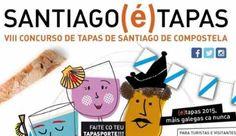 Santiago (é) Tapas 2015 | VIII Concurso de Tapas de Santiago de Compostela. Descubre las fechas y tapas que participan en Santiago (é) Tapas 2015, VIII Concurso de Tapas de Santiago de Compostela. Piensa ahora en tus favoritas.
