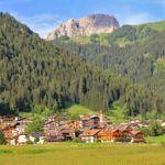 Il Giro in Italia – Canazei