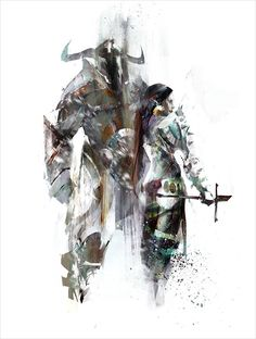 Richard Anderson Concept Art
