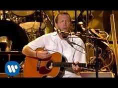 Eric Clapton - Change The World (Live Video Version) Awesome live version of this song!