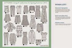 SewBaby News: Ottobre Woman Spring 2015 Issue