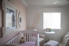 Vintage/Country Chic Inspired Nursery for Sweet Baby Seda Marie - Project Nursery Chic Nursery, Girl Nursery, Girl Room, Girls Bedroom, Vintage Country, Country Chic, Nursery Inspiration, Nursery Ideas, Granny Chic Decor