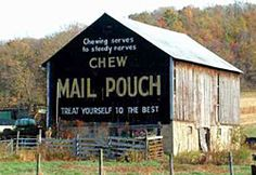 Mail Pouch Chew Barn