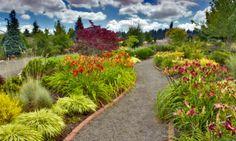oregon garden near silverton
