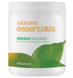 Mum always said to eat your veggies. Greens Balance makes this easy with its spectrum of proprietary colour blends of whole fruit and vegetable powders — delivering antioxidants, phytonutrients and fibre you need to have a more balanced, healthier diet every day. Mum would be so happy. 30 servings/30 day supply.