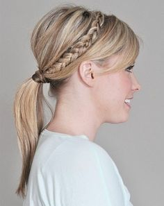 Cool Braided Hairstyles | Cool Braided Hairstyle » Homecoming Hairstyles