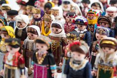 PlaymoGreek: Greek Folk Costumes in Miniature Glory by Petros Kaminiotis Authentic Costumes, Classical Greece, Places In Greece, Folk Dance, Dance Class, Folk Costume, Contemporary Fashion, Popular Culture, The Past