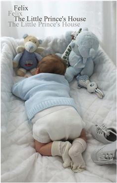 Reborn Lionel by Elisa Marx Now Baby Felix Boy Doll The Little Prince's House | eBay