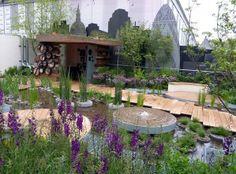 De #vlinders zullen dit soort #daken in bloei deze lente erg gaan waarderen #butterflies #green #eco