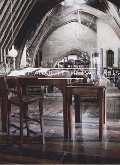 Harry Potter Hogwarts Classes~ Defence Against the Dark Arts⚡️