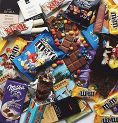 chocolate, food, and sweet resmi