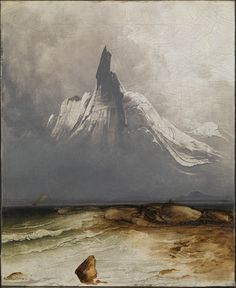 Peder Balke is a little known Norwegian artist. The National Gallery and Northern Norway Art Museum, Tromsø, hope to change that, but is he really a forgotten great? Scandinavian Paintings, Scandinavian Art, Roubaix, National Gallery, Google Art Project, Nordic Art, National Museum, Art Google, Art Museum