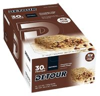 Detour Oatmeal Chocolate Chip Cookie Dough by Detour - Buy Detour Oatmeal Chocolate Chip Cookie Dough 12 Bars at the Vitamin Shoppe