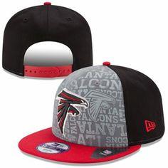 625da884c26 Youth New Era Black Atlanta Falcons 2014 NFL Draft 9FIFTY Snapback Hat   NFLDraft