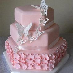 Printable Cake Pictures to use or take to your Baker: myhoneysplace.com...