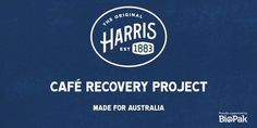 Supporting local cafes With many Australian business currently doing it tough, as a result of bushfires and COVID-19, Harris Coffee saw a chance to do something to help protect local cafes. So back in June they launched the Cafe Recovery Project, offering free Harris Cafe Blend coffee, barista training and marketing support to cafes. Here are the stories.