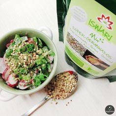 Salada de Rabanetes com Mix Super-Germinados | Radishes Salad Mix with Super-Sprouted